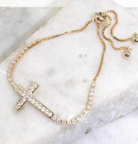 A photo of the Cross Bracelet product