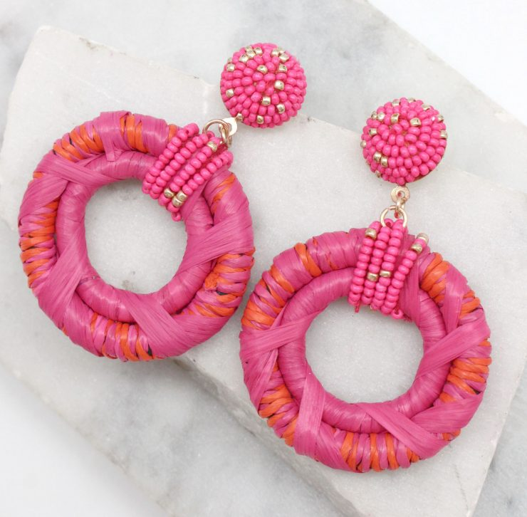A photo of the Emmie Earrings product
