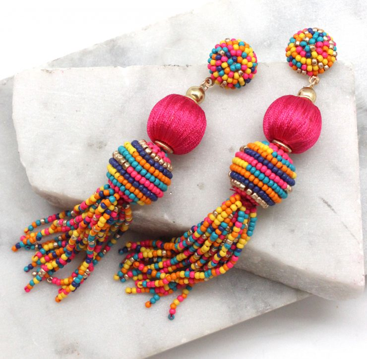 A photo of the Island Breeze Earrings product
