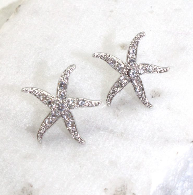 A photo of the Sandy Earrings product