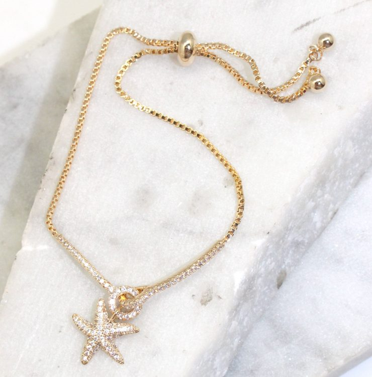 A photo of the Starfish Bracelet product