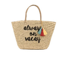 A photo of the Statement Beach Bag product
