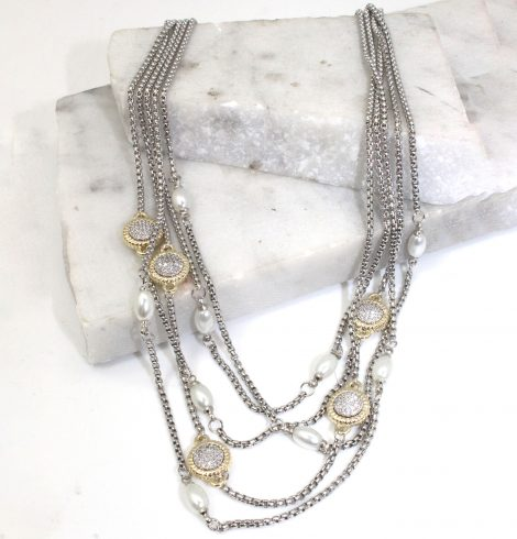 A photo of the Summer Necklace product