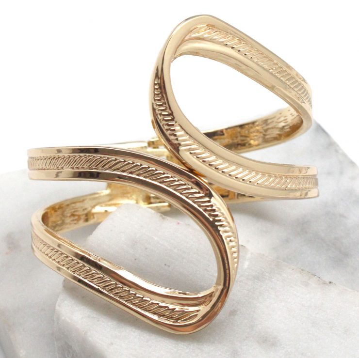 A photo of the This or That Bracelet in Gold product