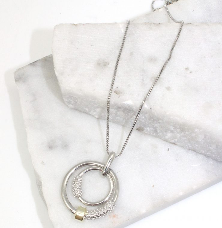 A photo of the Traveler Necklace product