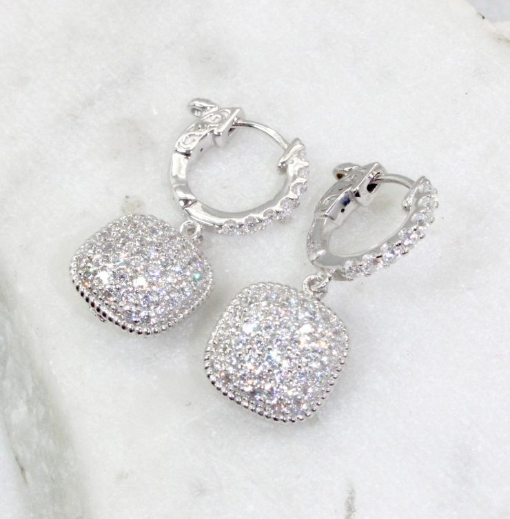 A photo of the Adore Earrings product