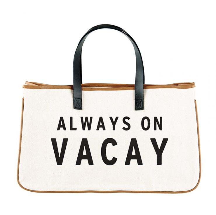 A photo of the Always on Vacay Tote product