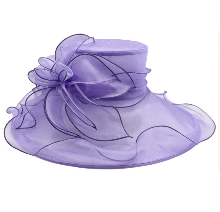 A photo of the Annabelle Fascinator Hat product