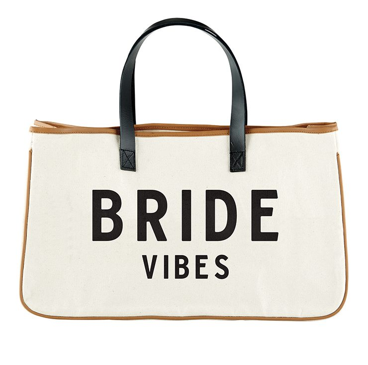 A photo of the Bride Vibes Tote product