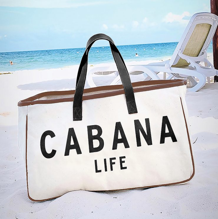 A photo of the Cabana Life Tote product