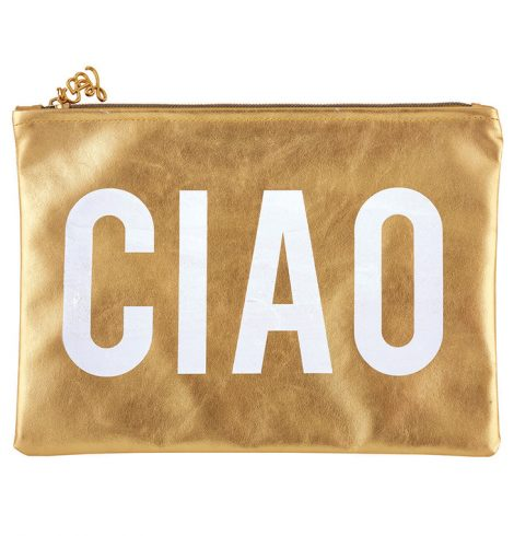 A photo of the Ciao Pouch product