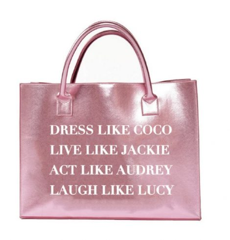 A photo of the Dress Like Coco Tote product