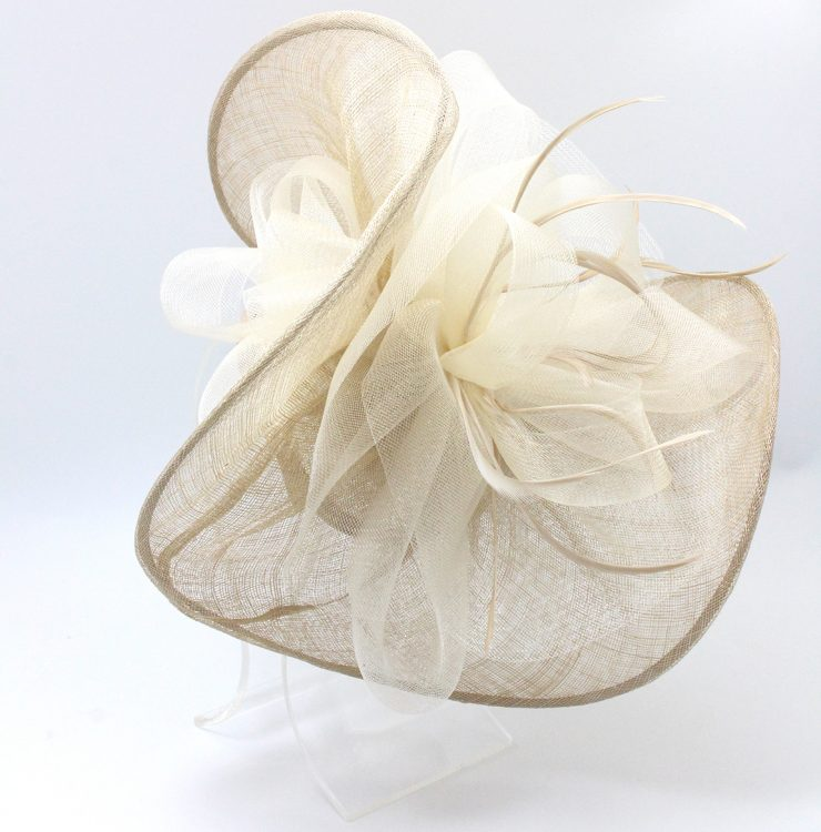 A photo of the Florence Headband Fascinator product