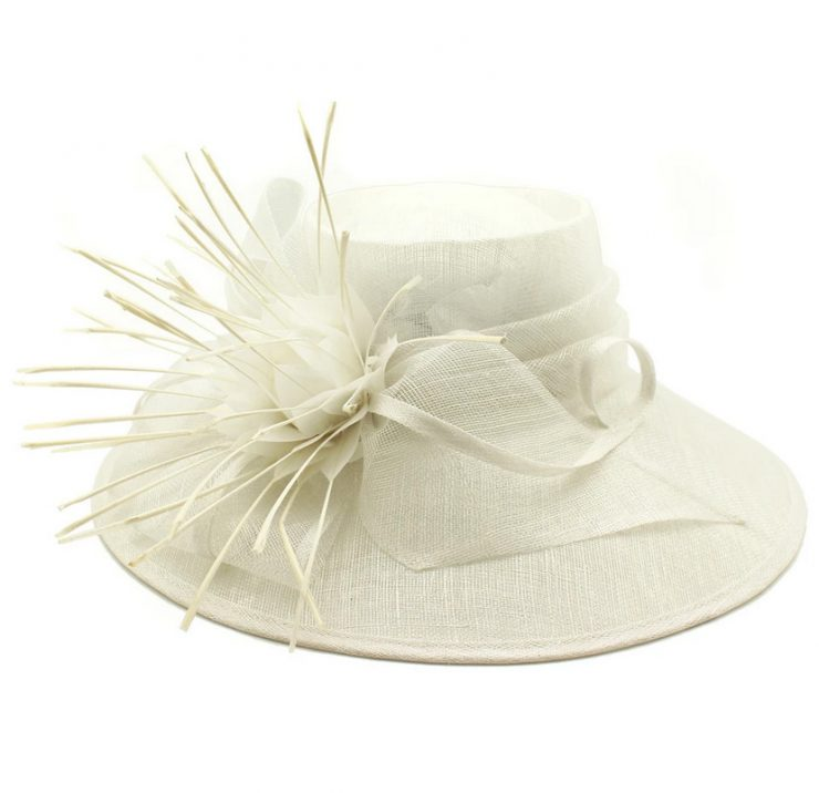 A photo of the Gracelynn Fascinator Hat product