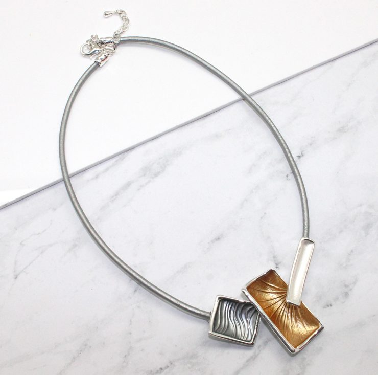 A photo of the Gracie Necklace product