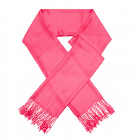 A photo of the Hot Pink Pashmina product