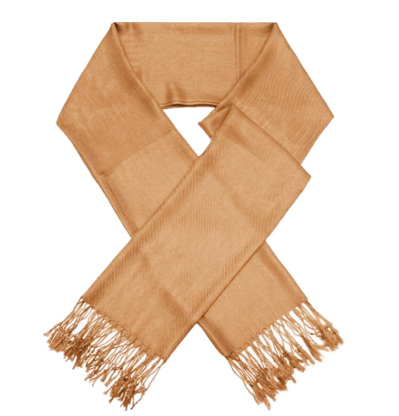 A photo of the Camel Pashmina product