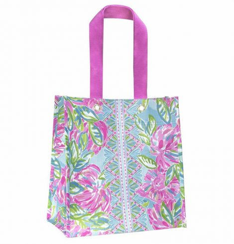 A photo of the Market Shopper in Totally Blossom product