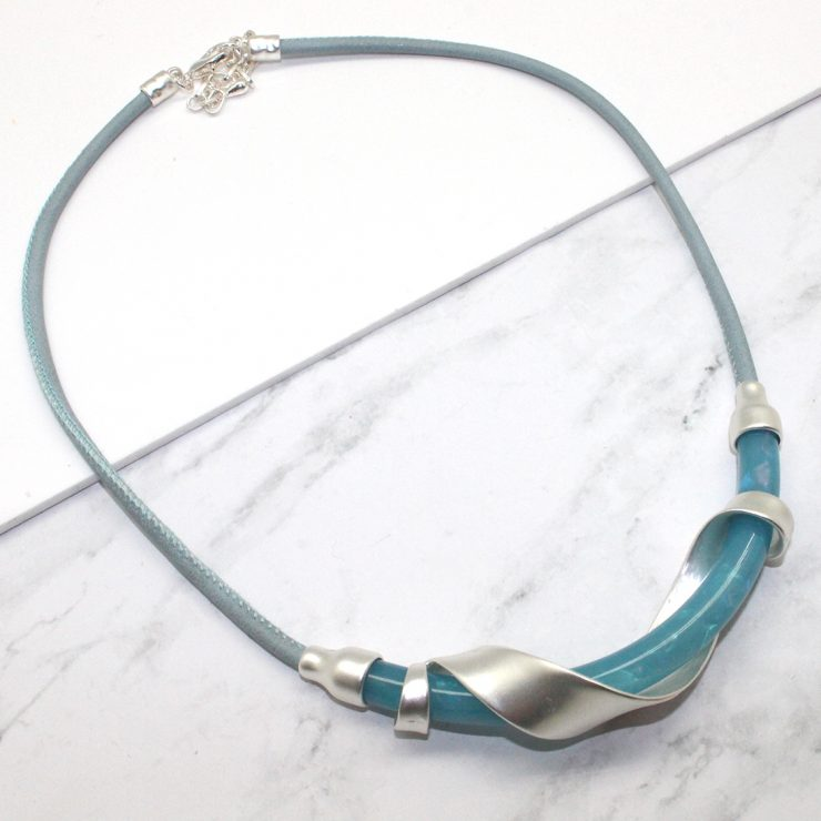 A photo of the Melted Necklace product