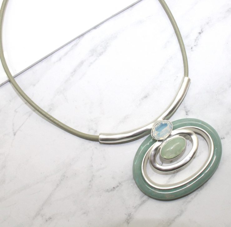 A photo of the Orbit Necklace product