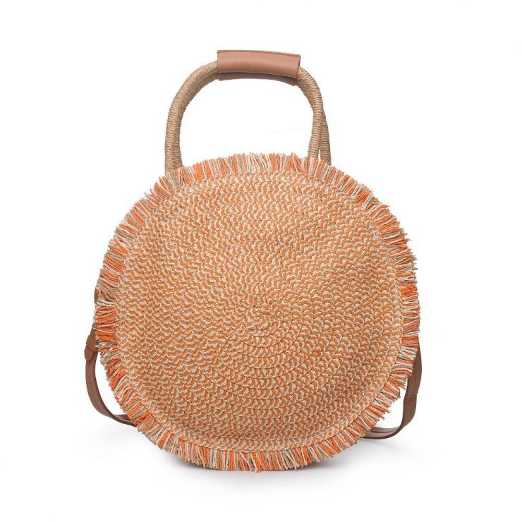 A photo of the Riviera Purse in Orange product