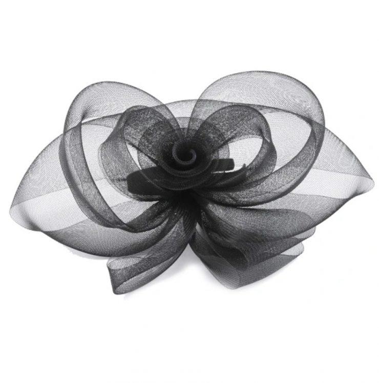 A photo of the Serena Fascinator Headband product