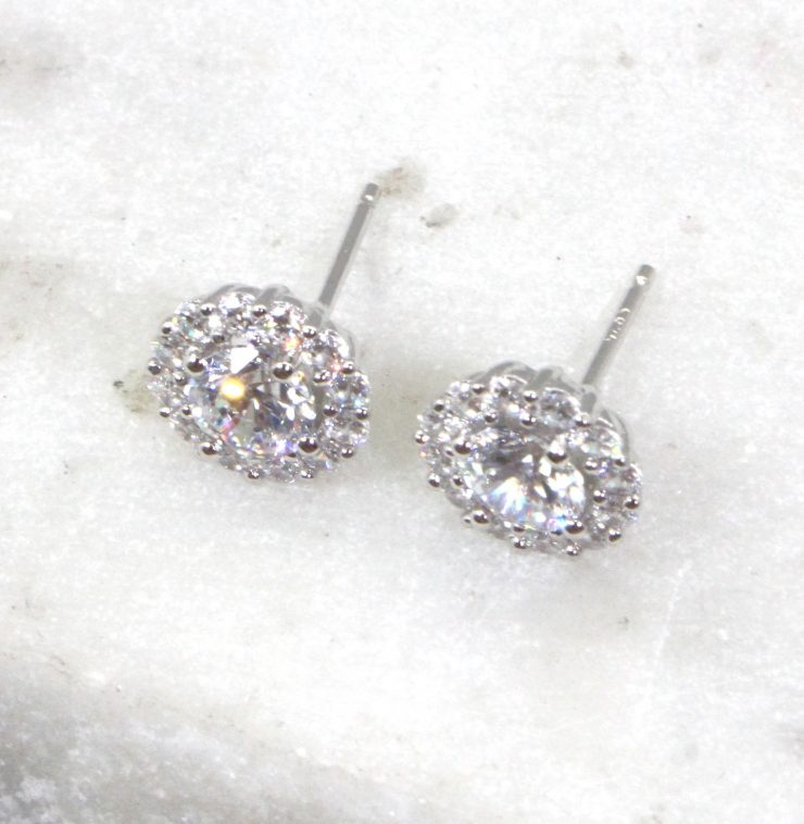 A photo of the Simply Stud Earrings product