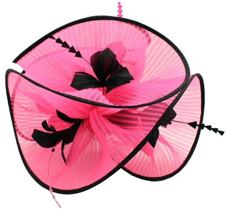 A photo of the The Ultimate Fascinator product