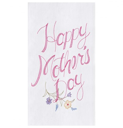 A photo of the Happy Mother's Day Towel product