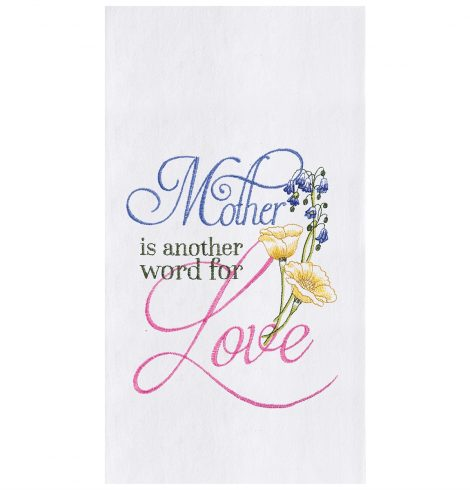A photo of the Mother Love Towel product