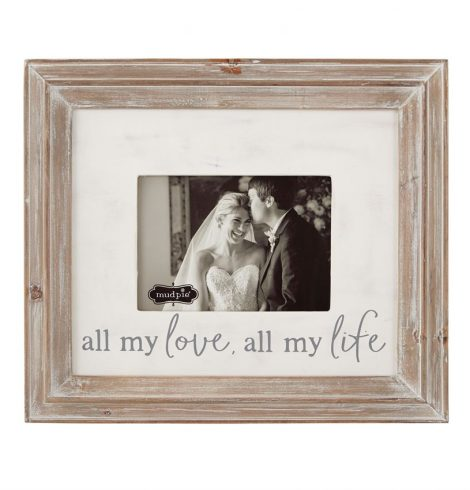 A photo of the All My Love Frame product