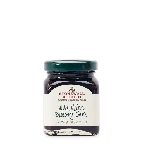 A photo of the Stonewall Kitchen Wild Maine Blueberry Jam product