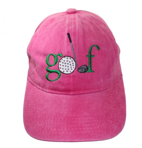 A photo of the Golf Baseball Cap product