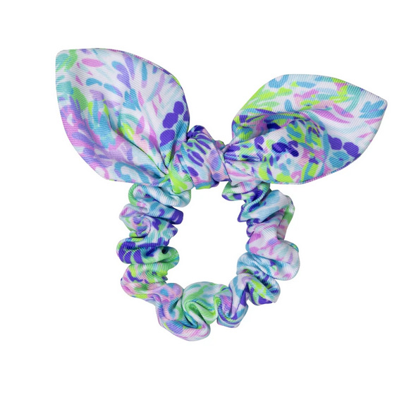 A photo of the Shell of a Party Hair Scrunchie product