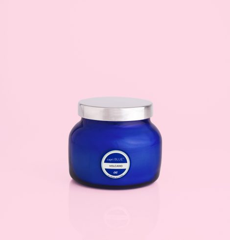 A photo of the Volcano Blue Petite Jar product