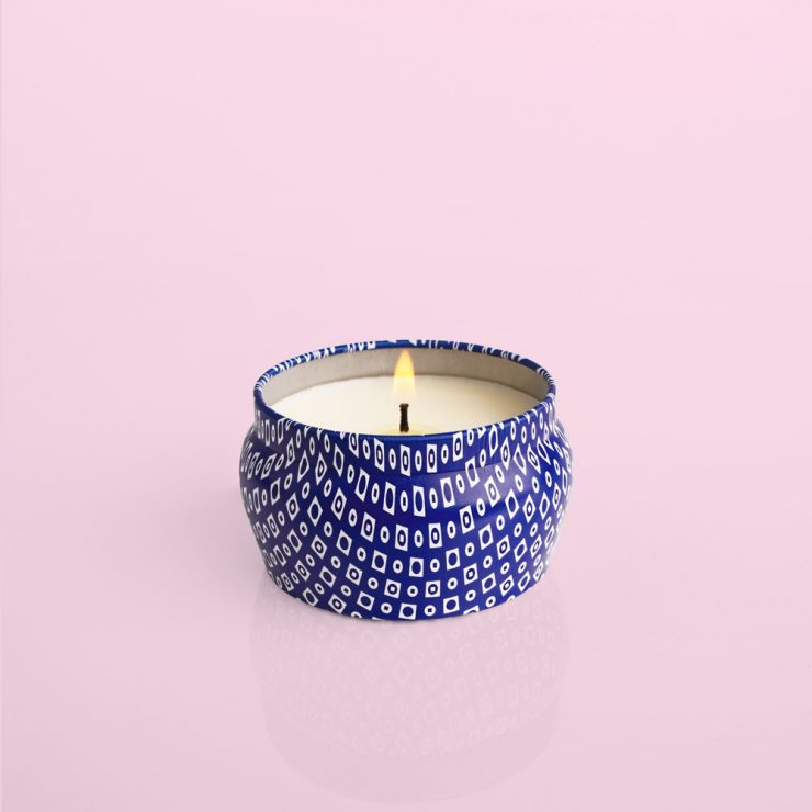 A photo of the Volcano Blue Mini Tin product
