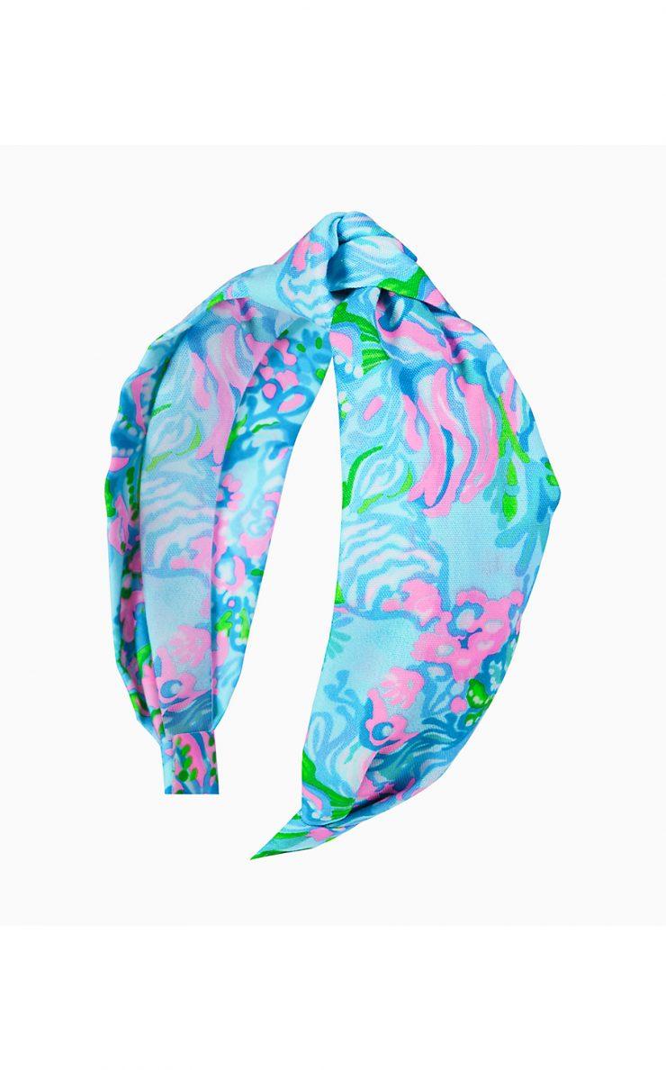 A photo of the Aqua La Vista Headband product
