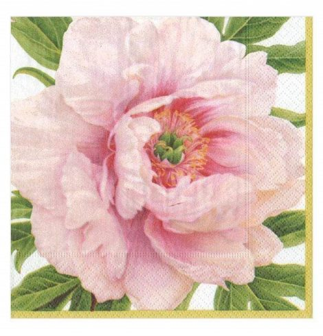 A photo of the Blush Paper Napkins product