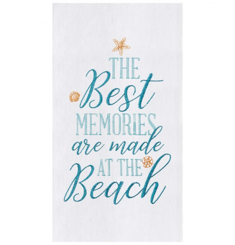 A photo of the Best Memories Towel product