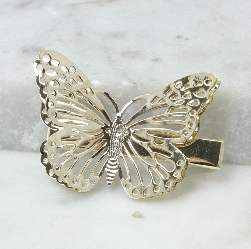 hair accessories earrings Fashion jewelry butterfly hair clips, bracelets