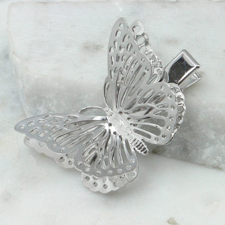 A photo of the Butterfly Hair Clips product