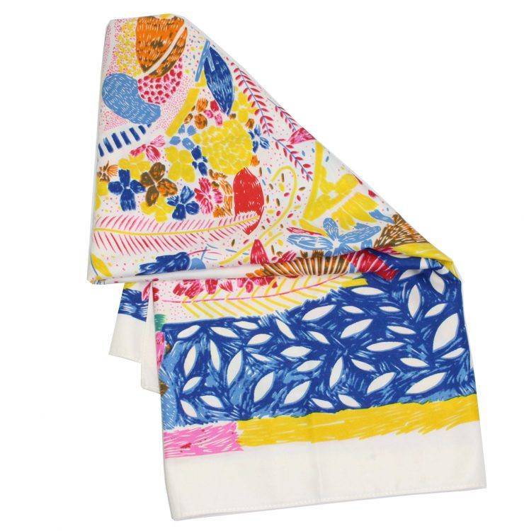 A photo of the Colorfully Scarf product