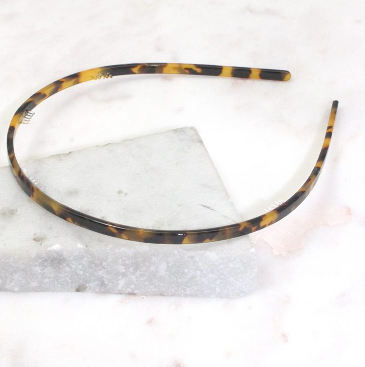 A photo of the Tortoiseshell Headband product