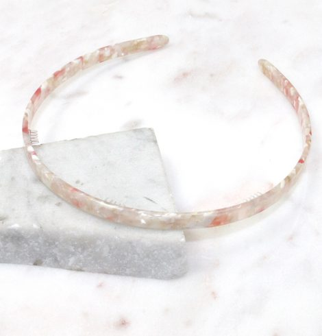 A photo of the Marbled Headband product