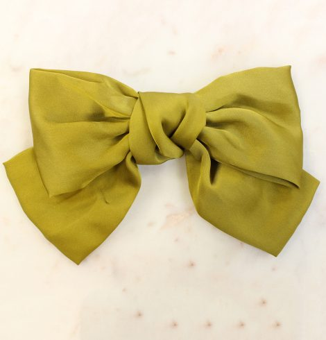 A photo of the Big Hair Bow in Green product