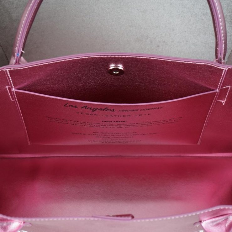 A photo of the I Speak French Tote Bag product