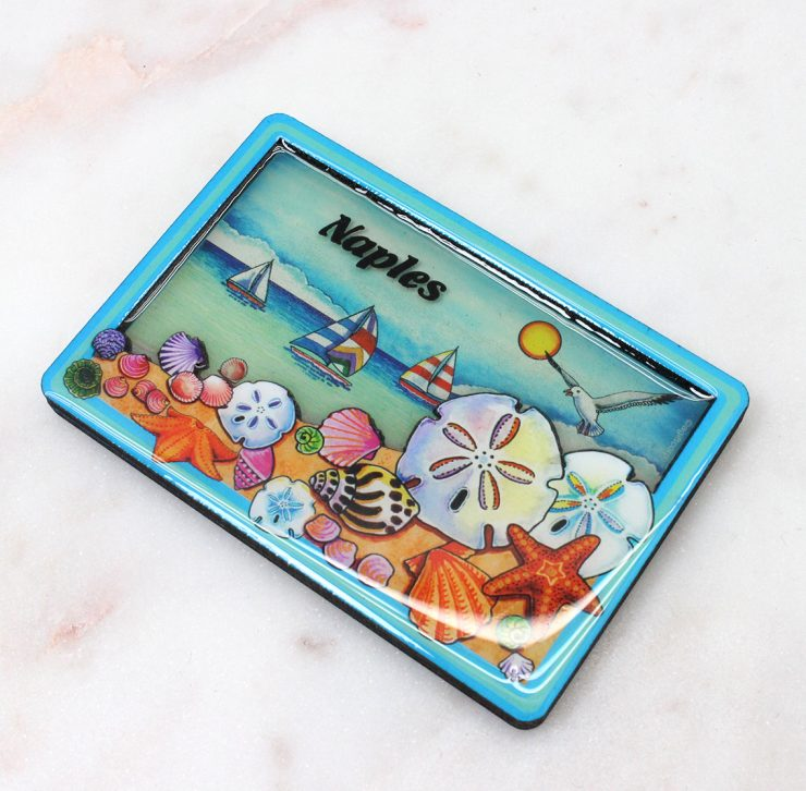 A photo of the Flamingo Magnet product