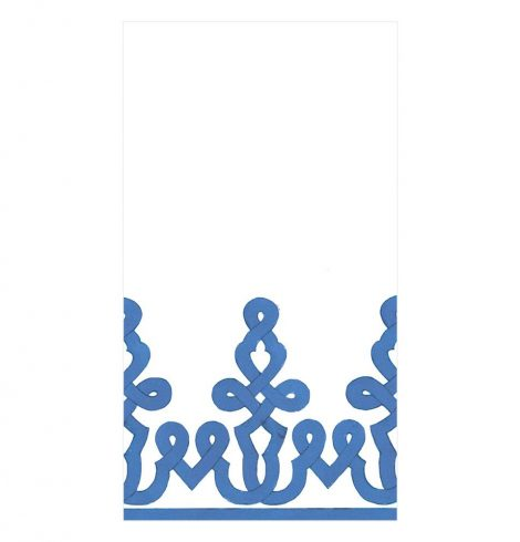 A photo of the Dessin Passementerie In Riviera Blue product