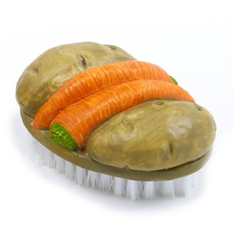 A photo of the Veggie Brush product