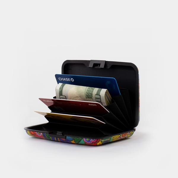 A photo of the Armored Wallet product